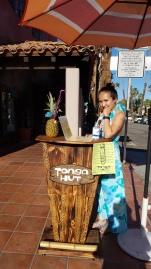 At Tonga Hut Palm Springs