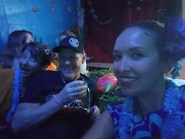 With Janet & John Mulder Of Eekum Bookum