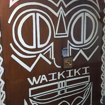 Doors to Waikiki Supper Club