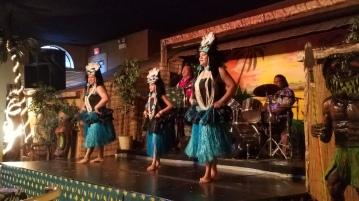 Polynesian show
