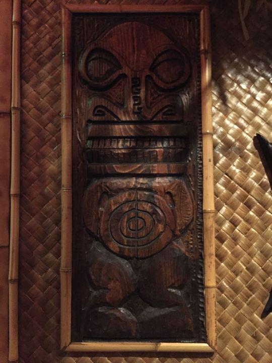 Marquesan panel by Tiki Diablo