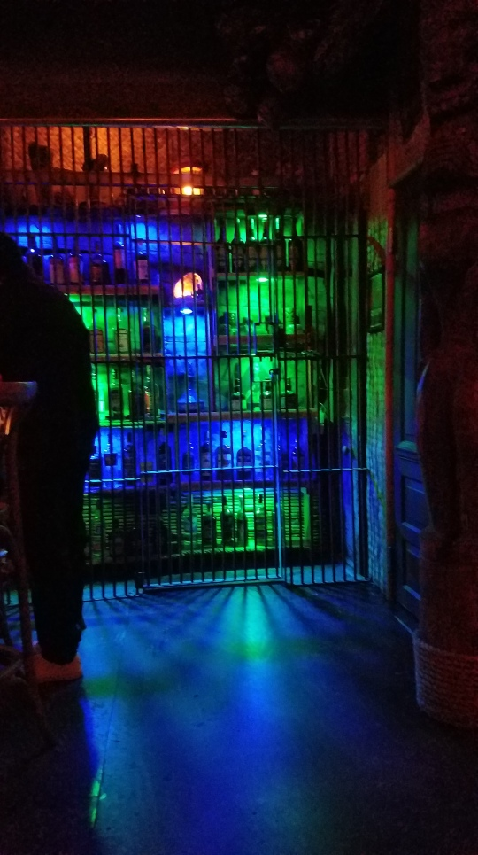 The Shark Cage from Bahooka