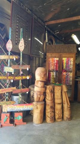 Everything you need for a backyard luau