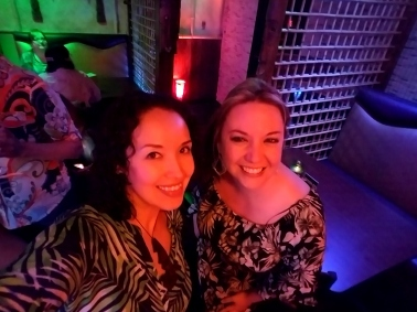 Xanthia and I