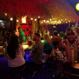 Dallas Tiki Week Makes a Splash